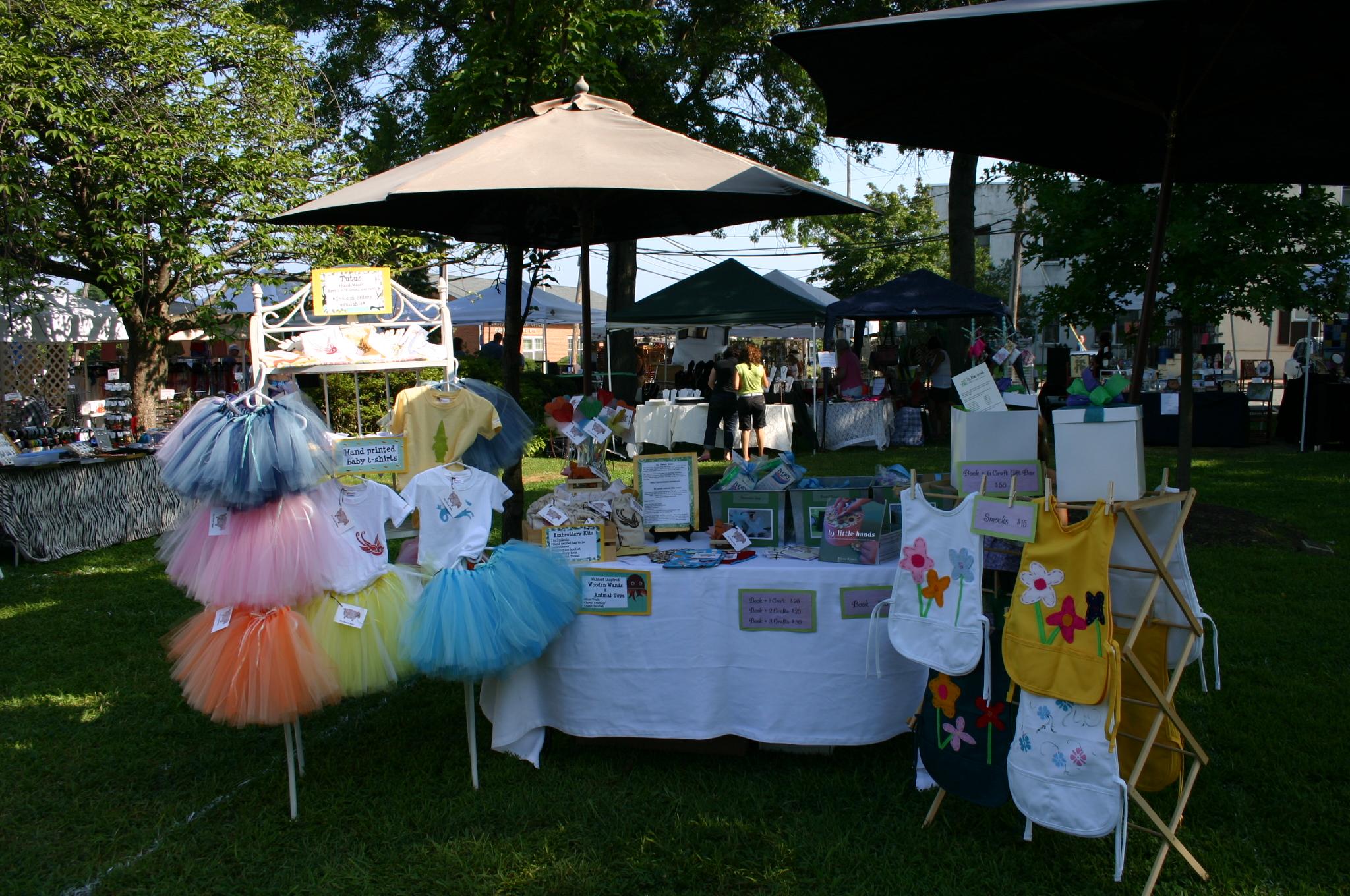Craft fair photos 09 039 & My Sweet Babu: how goes the craft show?